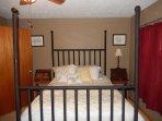 Bed #1 - Queen