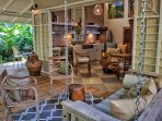 Tropical inside-outside living at it's very finest in the heart of Manuel Antonio