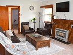 Old Country Style Cottage with all facilities for your enjoyable vacations.