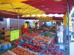 Wednesday Mandelieu market is well worth a visit as is Valbonne on  Friday.La Napoule Thursday
