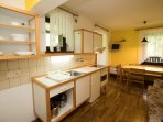 Enjoy your holidays in apartment Komna in the heart of Triglav National Park.
