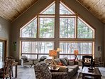 Blue Heron Lodge on Arbutus Lake - Entire Home!