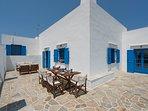 Captain's Home-ART veranda