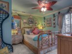 Downstairs Turtle Nest Villa  Bedroom #1