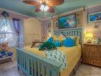 Downstairs Turtle Nest Villa Bedroom #2