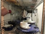 Kitchen and cookware