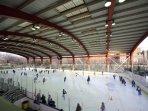 Skating rink at RSP