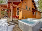 Elk View Lodge in Suncadia - All Seasons Vacation Rentals