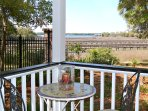 Great views of the Wando River fromthe backporch