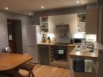 Hazel kitchen
