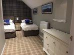 Hazel twin bedroom