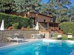 1 bedroom Villa in Cortona, Tuscany, Italy : ref 5457536