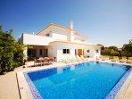 5 bedroom Villa in Salgados, Faro, Portugal : ref 5456102