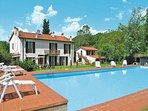 11 bedroom Villa in Impiano, Tuscany, Italy : ref 5446285