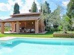 3 bedroom Villa in San Miniato Basso, Tuscany, Italy : ref 5312257