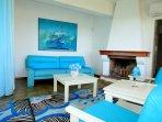 Apt No 2. Living room