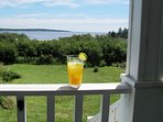 Relax and enjoy the view at Shipwright's Cottage