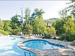 The Common Area Pool and Hot Tub are Available in the Summer Months