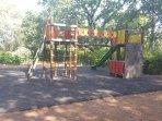Air de jeux enfants Villa Harmony