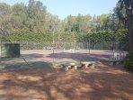 Terrain de tennis Villa Harmony