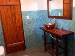 banheiro do chalé IX