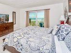 See the ocean right from your bed.