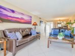 Enjoy this bright and upgraded condo!
