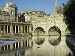 Only three minutes walk from the famous Pulteney bridge