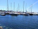 Puerto deportivo: La Marina