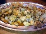 Almejas de Carril