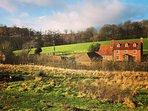 Hillmotts Farmhouse - Nestled within 2,000 acres of stunning woodland.