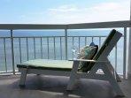 Your Private Balcony Overlooking the Atlantic Ocean