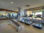 Gym Equipment - Running