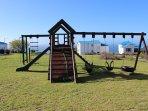 Communal children's play area