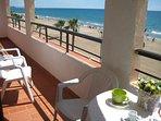 Ada Benedicto XIII Apartamento, 3ª planta Primera línea de playa Peñíscola
