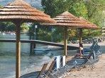 Reportedly the warmest lake in Canada, Osoyoos Lake is guaranteed summer fun