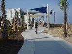 Boardwalk extension