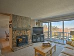 Escape to the North Carolina mountains at this lovely 3-bedroom, 2.5-bathroom vacation rental condo in Banner Elk!