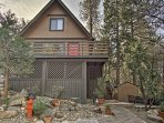 NEW! 3BR Idyllwild Cabin w/ Decks and Forest Views