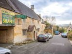 Paxford is a lovely, peaceful Cotswolds village, two miles away from Chipping Campden