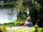 The Amazing Kodai Lake from the lower garden