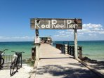 Rod Reel Pier located on Anna Maria Island. Come enjoy the view and great food.