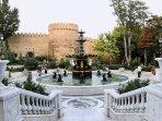 Fountain Square- neighborhood