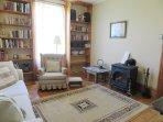 Living room at Rockland Cottage