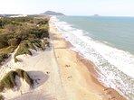 paradisiaca praia do moçambique