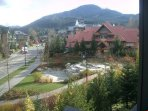 Our townhomes are centrally located just steps away from Whistler Village
