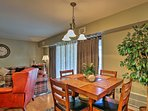 Whip up a home-cooked meal and gather around the dining table.