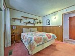 Enjoy plenty of closet space and a sumptuous queen bed in the third bedroom.