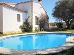 3 bedroom Villa in Viladamat, Catalonia, Spain : ref 5380580