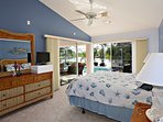 Master bedroom with more enticing views to awaken to